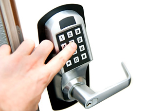 Keyless Door Locks Kitchener