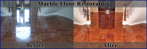Richmond Hill Marble Restoration