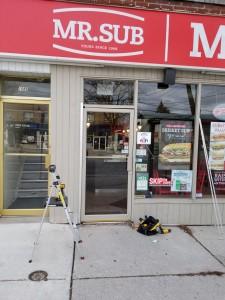 Toronto Store Doors